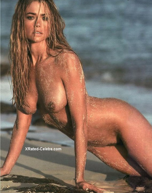 Denise Richards Hot Nude Pictures - CELEBUFF