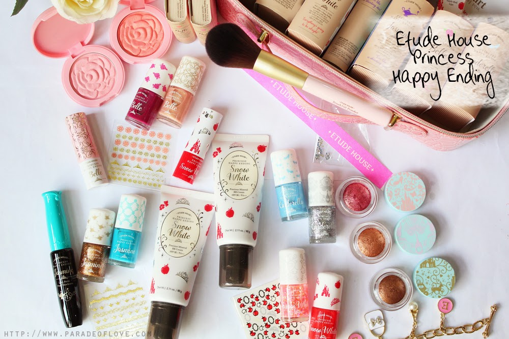 Etude House Princess Happy Ending