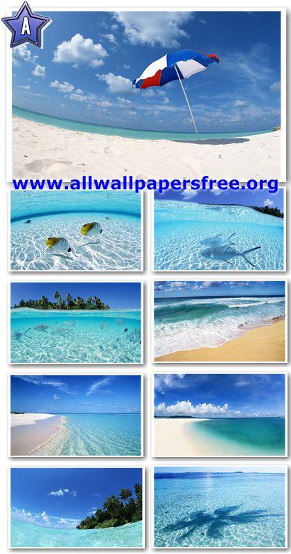 80 Beautiful Beach HD Widescreen Wallpapers 1920 X 1200