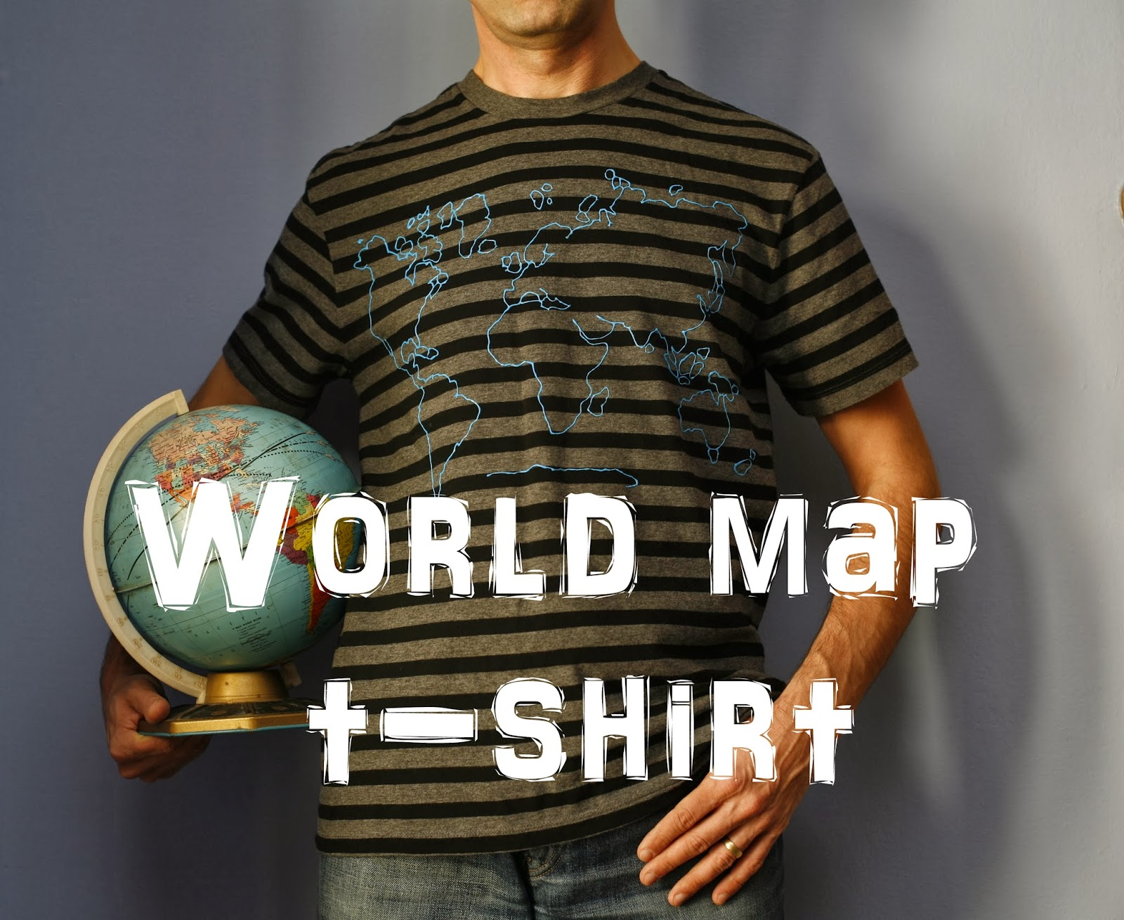 http://just-chic.blogspot.com/2014/01/diy-world-map-shirt-with-tutorial.html