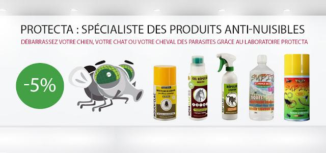 Protecta -5% sur les produits anti nuisibles