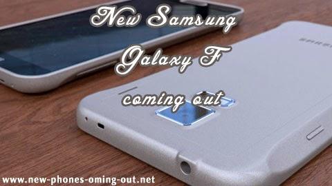New Samsung Galaxy F