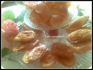 حلويات رمضان 2013:الحنيفيات بالعسل مقرمشة ورائعة بالصور