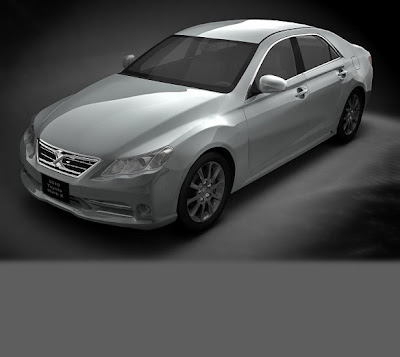 Toyota mark X 2012.
