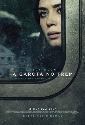 A Garota no Trem Blu-Ray Torrent Download