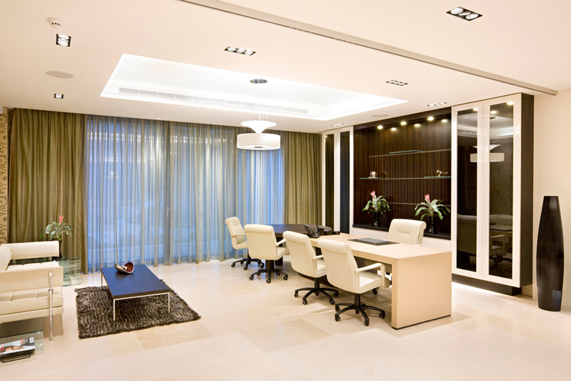 Office insurance modern office designs home office for Beautiful modern office design