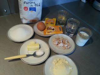 طريقة عمل الكعك التركي بالخطوات المصورة