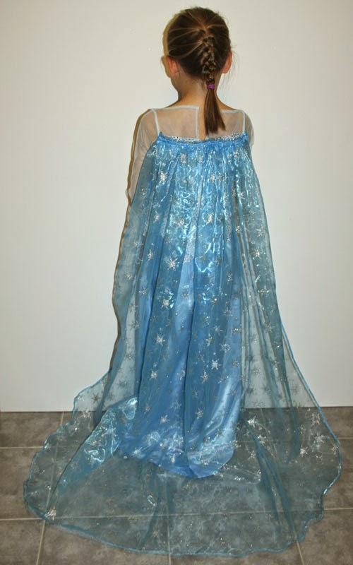 Sew Elsa dress