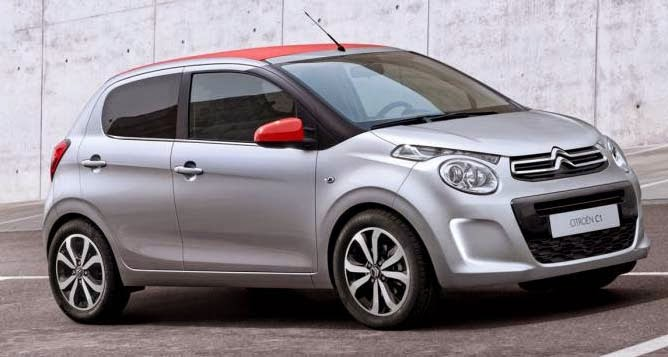 Citroen C - city car of year 2014