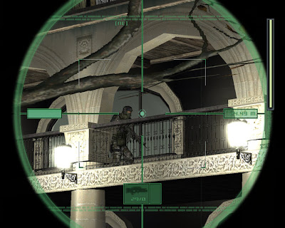 Tom Clancy's Splinter Cell Screenshots 1