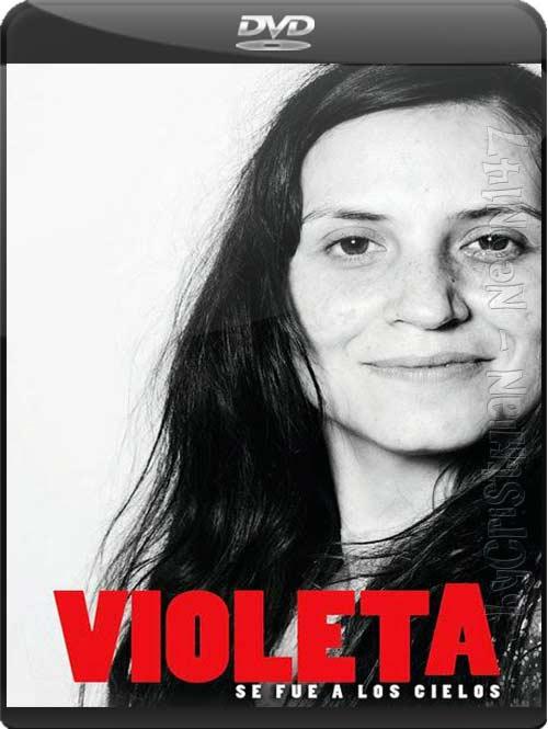 Violeta se fue a los Cielos (Español Latino) (DVDrip) (2011)