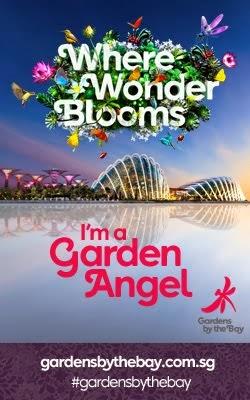 I'm a Garden Angel!