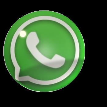 Resultado de imagen para whatsapp logo 3d