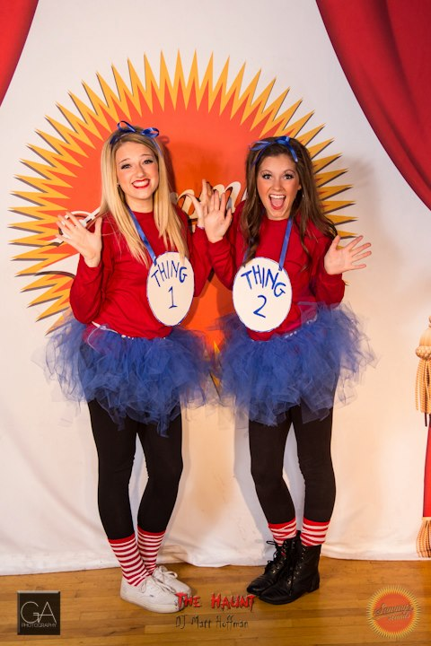thing 1 and thing 2 halloween costumes. thing one and this two thing ... 21a648135