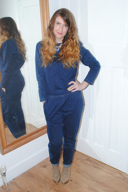 asos+denim+jump+suit