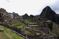 Ciudadela incaica de Machu Picchu. Foto:ANDINA/Percy Hurtado