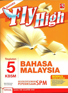 Buku Topikal Tingkatan 5 2013