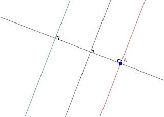 سلسلة كيف انشئ شكلا هندسيا؟ حلقة 7  كيف انشئ مستقيمان متوازيان ؟