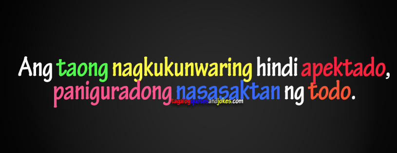 Love Quotes Tagalog For Him Cover Photos : Fb Covers Quotes. QuotesGram