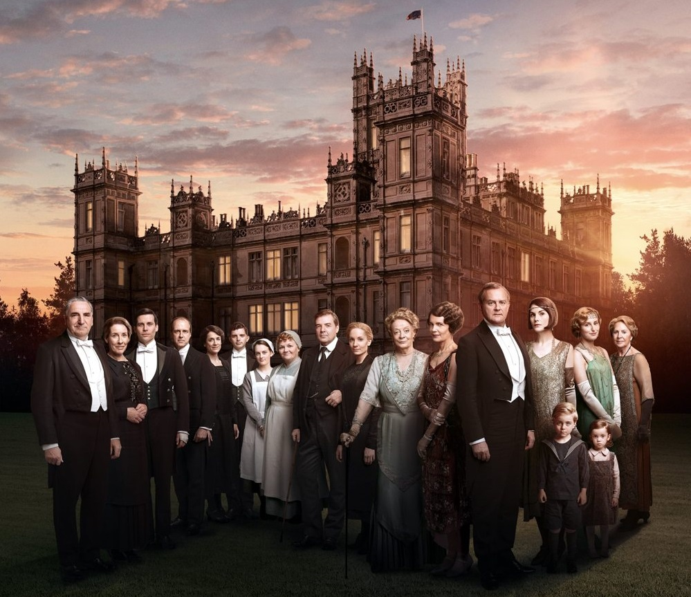 Downton Abbey Italian FanPage Blog