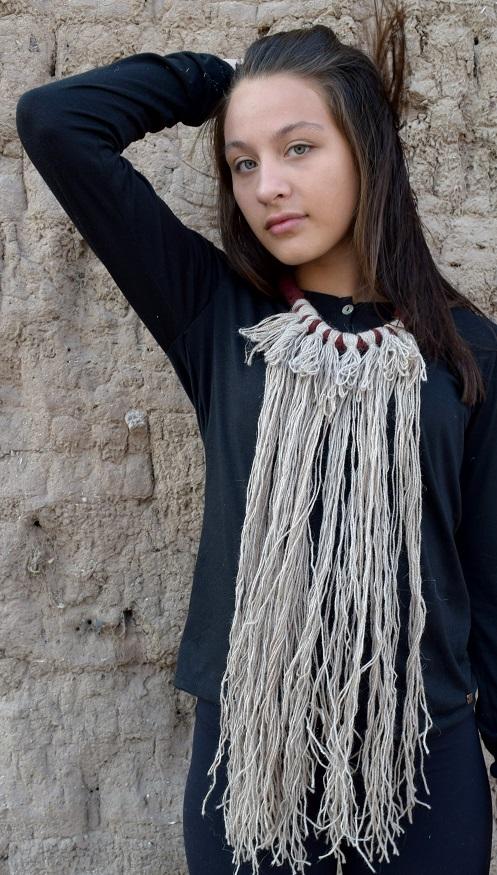 """Collar de Invierno Nº 15 """"Familia Avar Saracho"""" EN STOCK"""