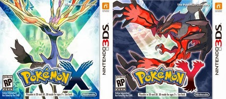 Play Pokemon X and Y online free torrent
