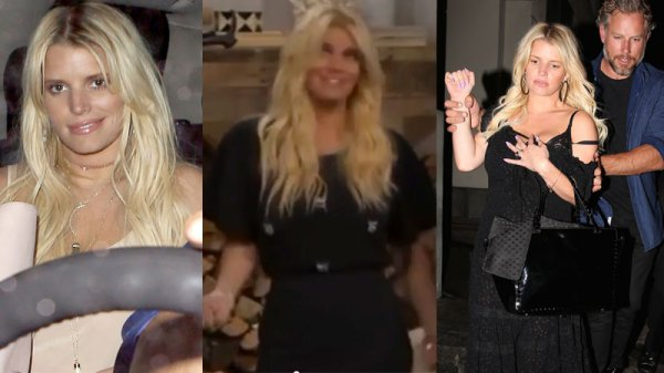 [Report] Jessica Simpson's Husband Gives Her Ultimatum — Go to Rehab, Or I'm Taking the Kids!