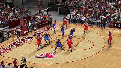 NBA 2K13 All-Star Game Roster Patch