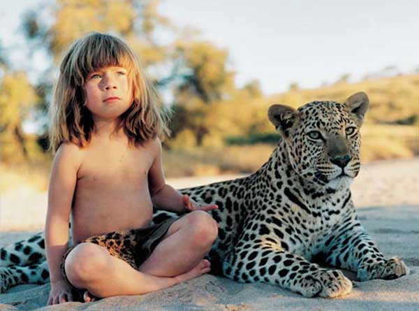 Tippi Degre - The Real Life Mowgli