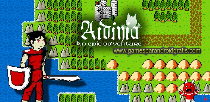 Download Aidinia 8-bit RPG Apk
