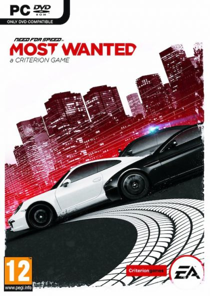 Download Need for Speed Most Wanted SKIDROW  + CRACK
