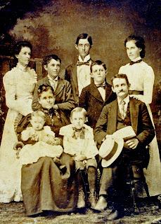 WILLIAM NEELD FAMILY 1901 TBT