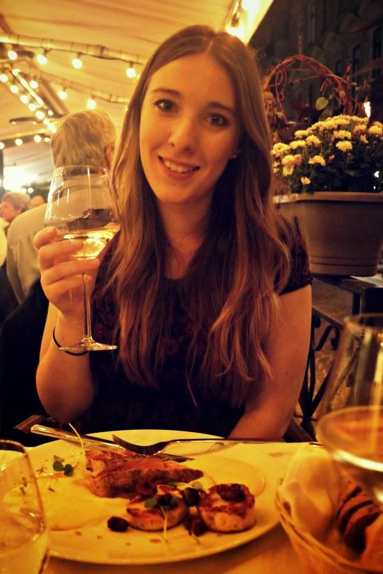 Aszú Étterem restaurant budapest