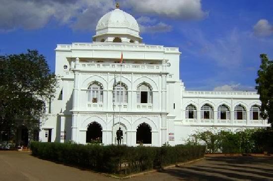 Gandhi Museum Madurai India