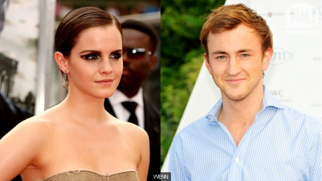 Francis Boulle dumped Emma WatsonEmma Watson And Francis Boulle