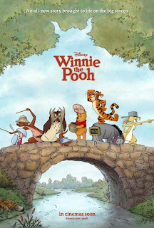 Watch Winnie the Pooh 2011 DVDRip Hollywood Movie Online | Winnie the Pooh 2011 Hollywood Movie Poster