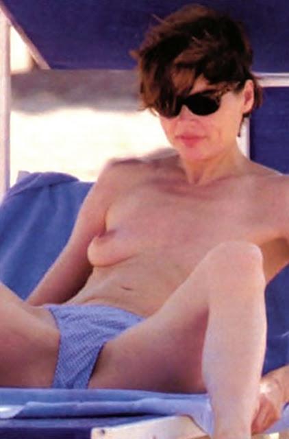 Geena Davis See Nude