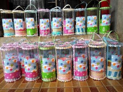 Souvenir Ulang Tahun Anak Handuk