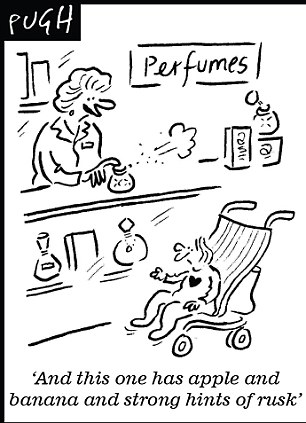 perfume for babies