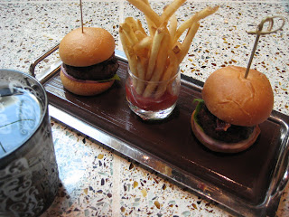 Angus Sliders at Fluer by Hubert Keller