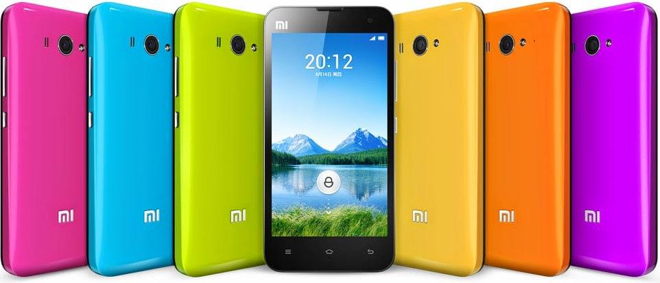 Daftar Produk Xiaomi 2015