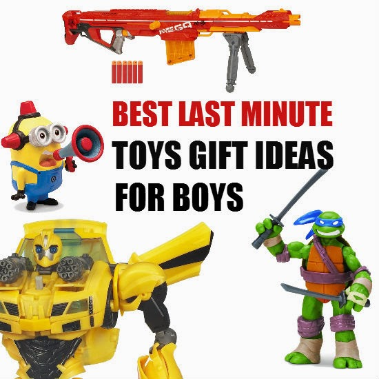 2013 Best Toys For Boys : Hottest toys this christmas best last minute for boys