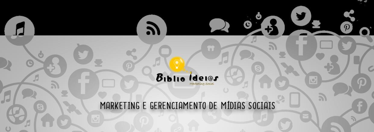Biblio Ideias - Marketing Digital e Orientação para Negócios