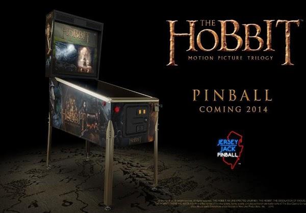 Pinball El Hobbit