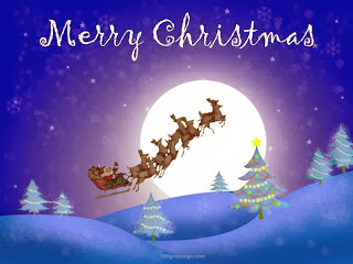 Merry Christmas Wallpapers and Images 2013