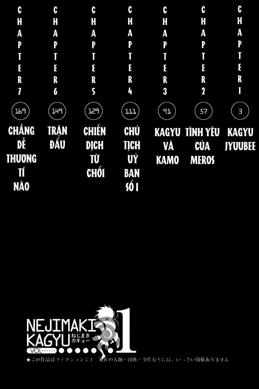 Nejimaki Kagyuu Chap 1 - Next Chap 2