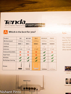 Tenda N301 Router [Review]