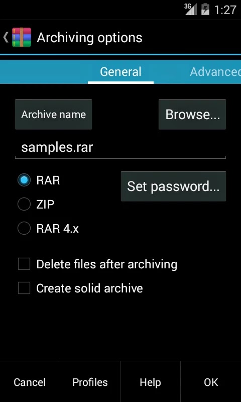 RAR for Android Premium v5.30 build 39