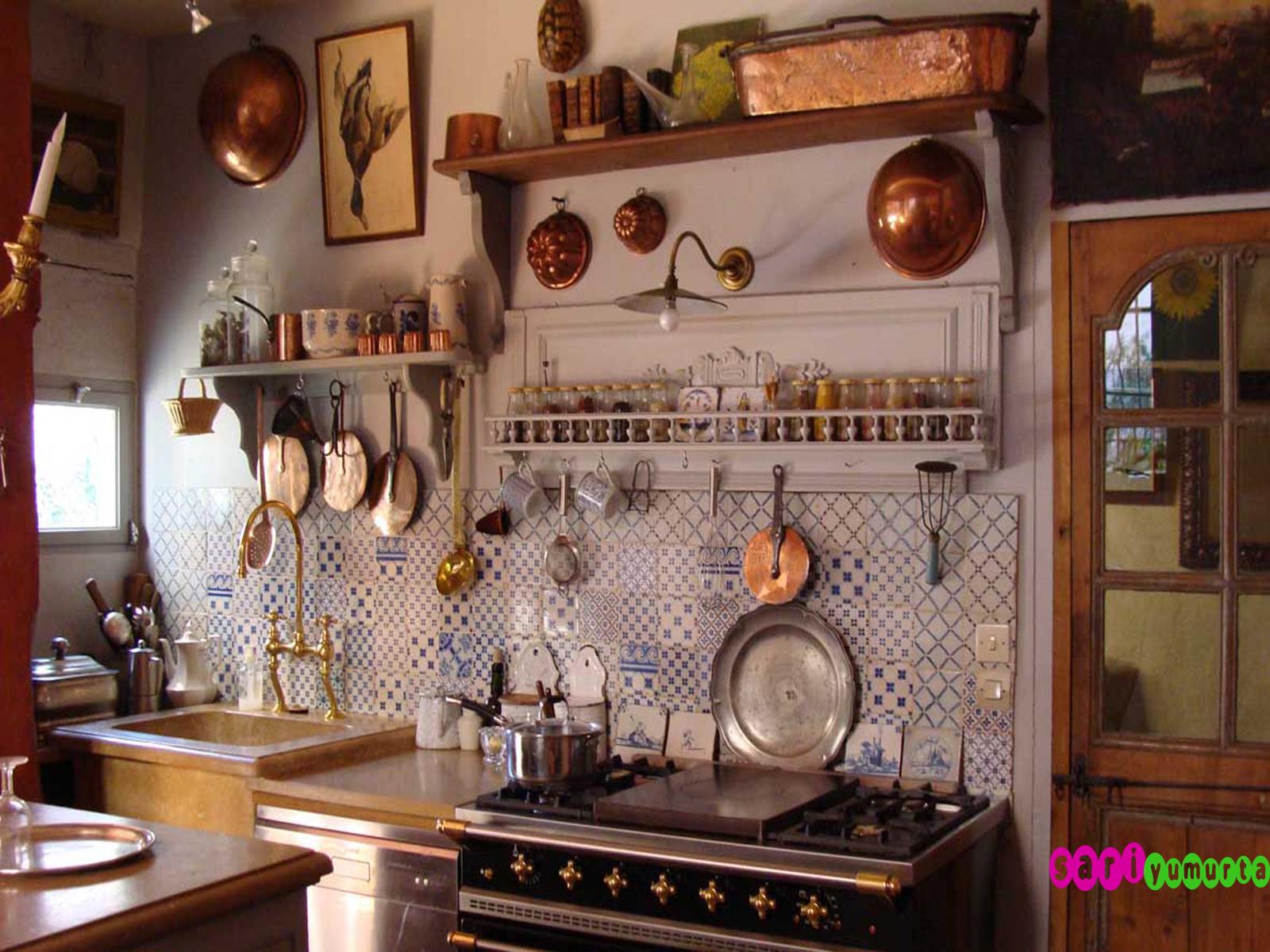 Кухня рустикальном стиле своими руками