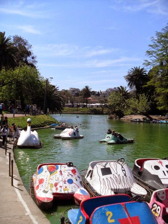 Construyendo el mundo parque rod ii for Como hacer una laguna artificial